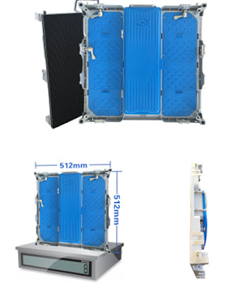 Đơn vị cung cấp màn hình led p3 cabinet tại quận 10