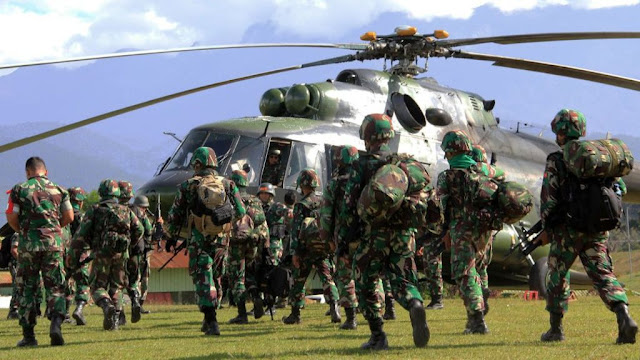 Pengamat: Keberadaan TNI-Polri Di Papua Penting