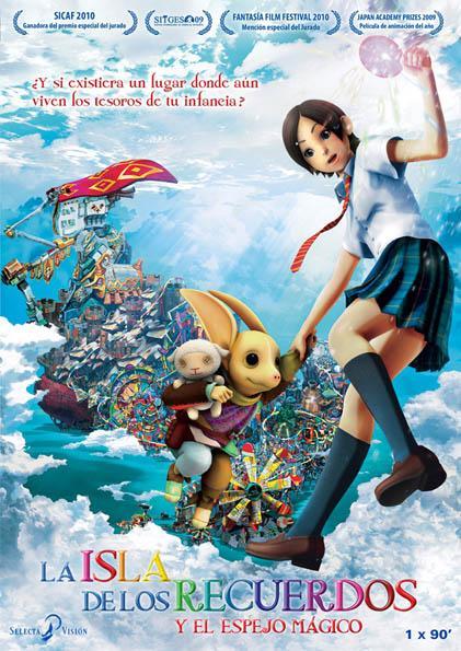 Ver Ia isla De Los Recuerdos Y El Espejo Magico (2009) Online