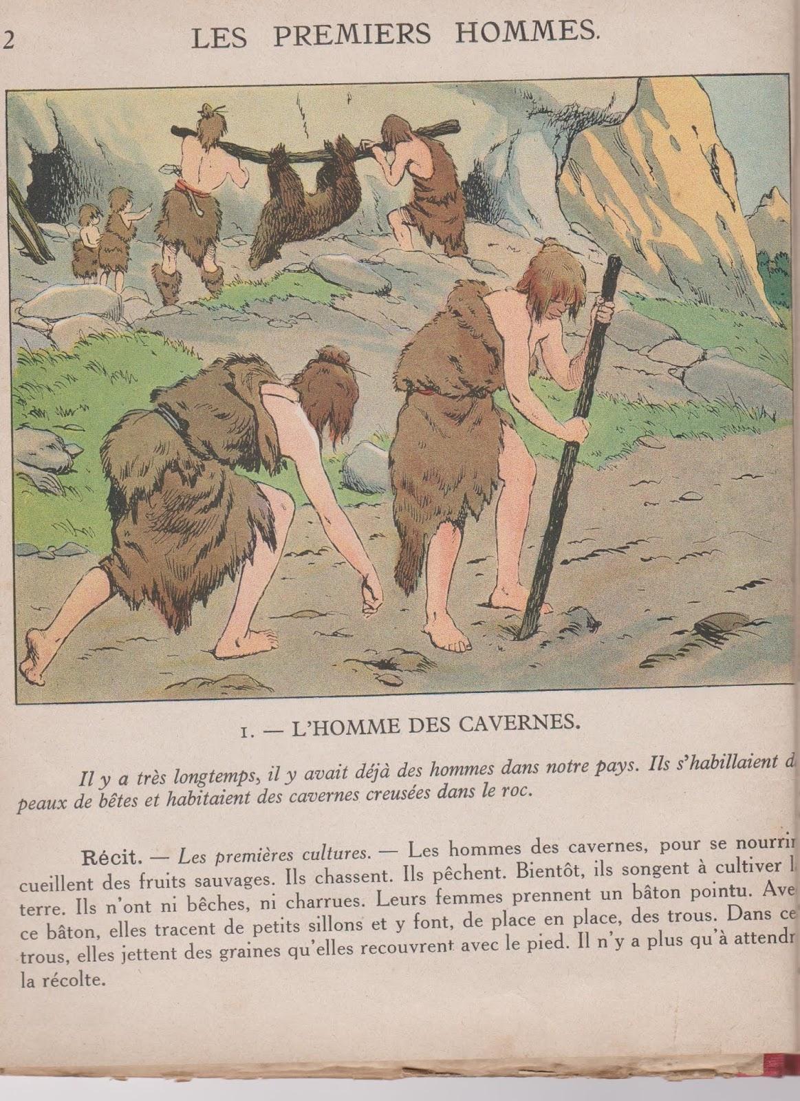 Manuels Anciens 19 20e 1935 Mon Premier Livre D Histoire