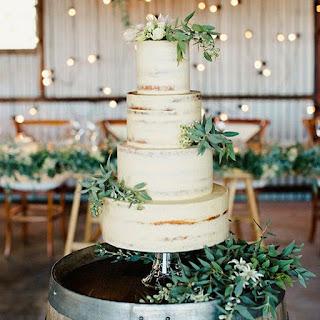 Najpiękniejsze torty weselne – inspiracje 2018