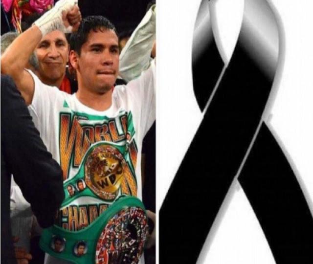 "Comando ejecuta al boxeador Gilberto ""Parrita"" Medina en Cajeme, Sonora."