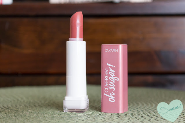 Review: CoverGirl Colorlicious Oh Sugar Vitamin Infused Lip Balm in Caramel