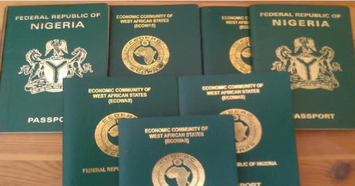Price Of New Nigerian International Passport By Categories