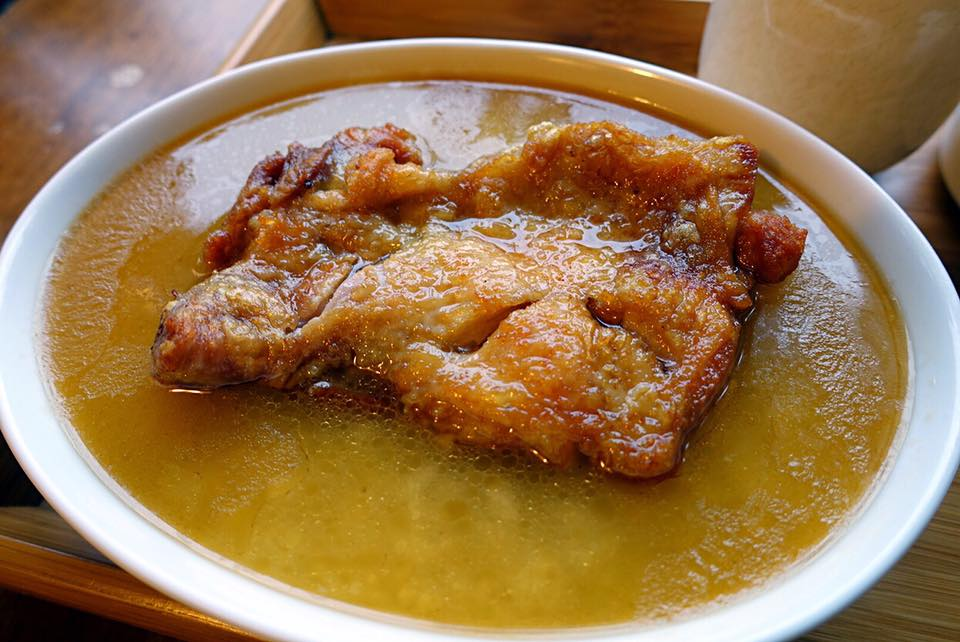 雲林斗六《長鳴都尉江佐食初》少油低鹽不要有太多調味、追求吃食物原味的健康料理