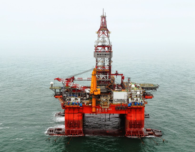 Ocean Oil 981 completes its deepest drilling work | TECHLINE WORLD