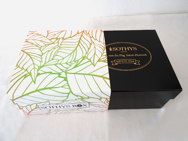 Unboxing SOTHYS Herbsbox - MissNemou