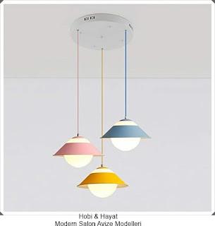 Hobi Avize Modelleri - Hobi Dekorasyon 10