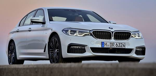 2019 BMW 5 Series Features and Specs Review