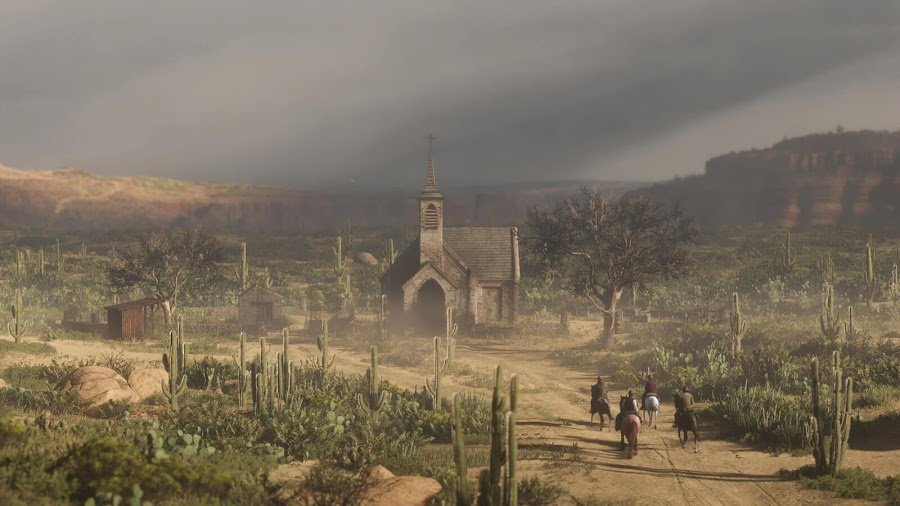 red dead online beta open world