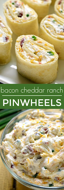 Bacon Cheddar Ranch Peenwheel