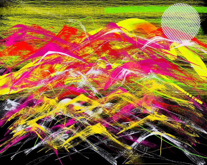 Аукцион Современного Искусства 21 века Auction of Modern Art 21st century - цифровые картины - Художник Илья Цуриков