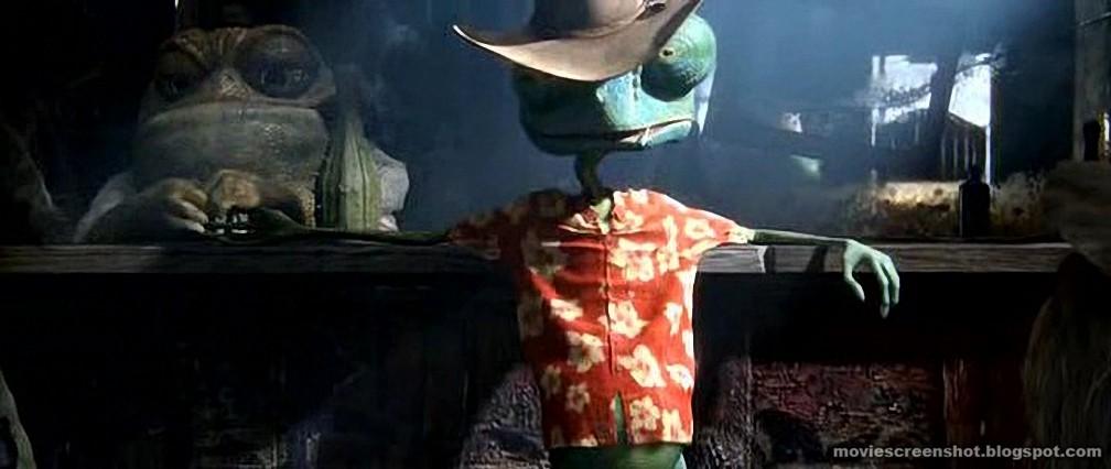 Rango Movie Screenshots