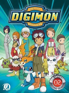 Baixar Digimon Adventure – Dublado Completo no MEGA