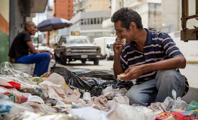 Activistas venezolanos denunciaron ante la ONU que el 87 % de la población vive en la pobreza