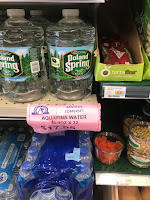 $18 for less than a gallon of water