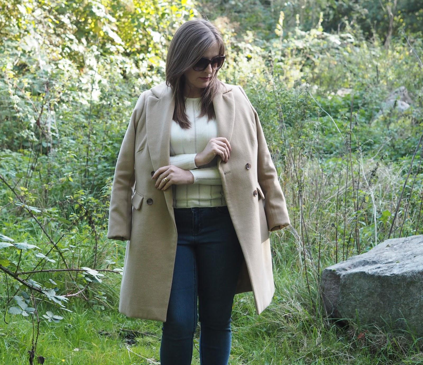 Autumn fashion Burberry scarf Priceless Life of Mine
