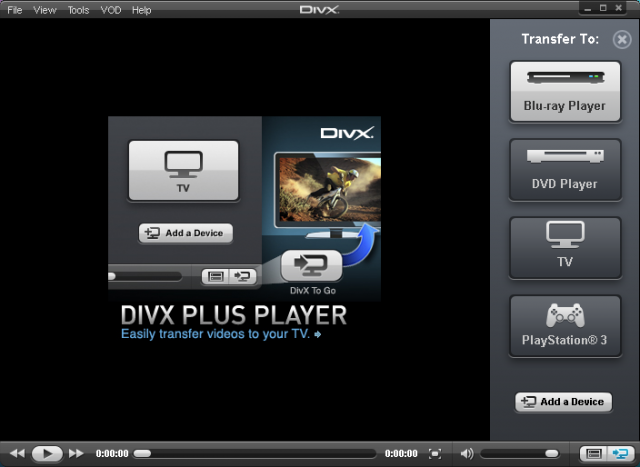 2017 DivX Plus Player