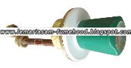 Water valve controller /  Valve buka tutup air