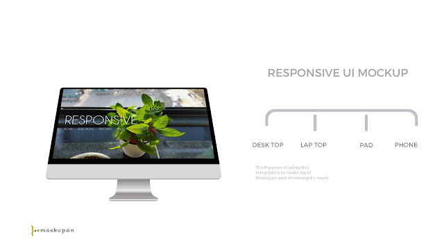 Slide7_Powerpoint Responsive Showcase Device Mock-up Templates