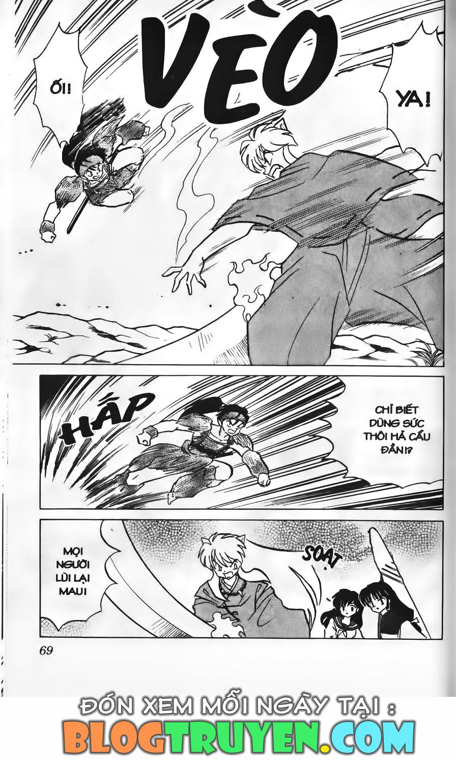 Inuyasha vol 14.4 trang 12