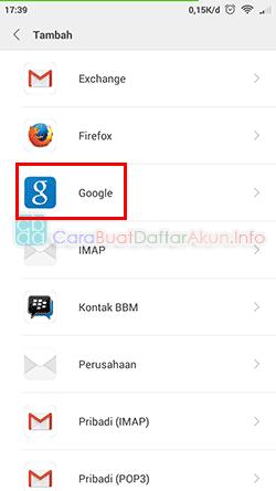 cara buat akun google tanpa nomor telepon