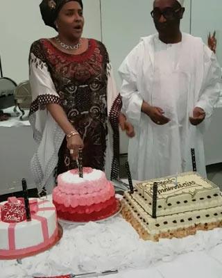 Photos: Gumsu Abacha celebrates birthday in Cameroon