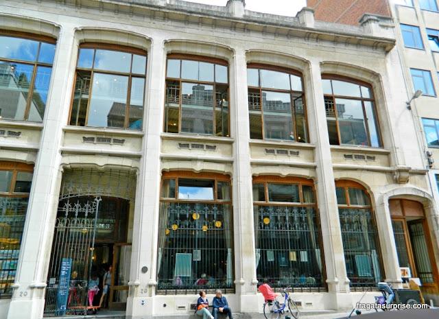 Museu das Histórias em Quadrinhos, Bruxelas