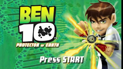Ben 10 – Protector of Earth PSP ISO For Android