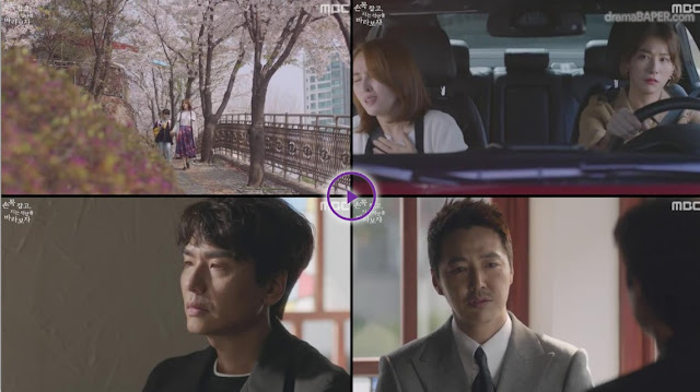 Let's Hold Hands Tightly and Watch The Sunset Episode 20 Subtitle Indonesia