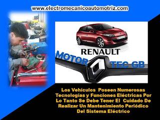 Electromecanico Automotriz