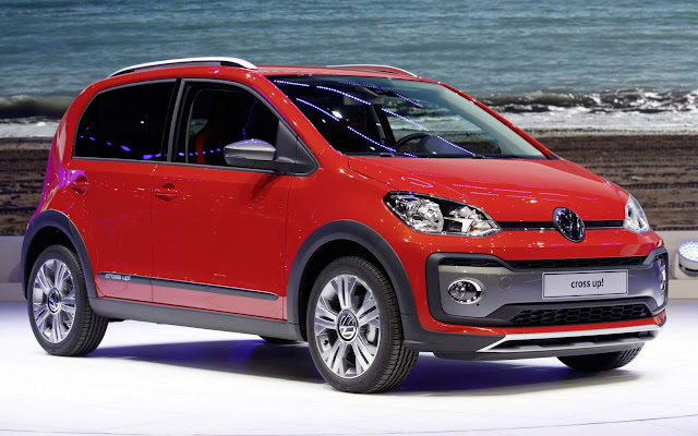 Volkswagen Cross Up! 2017: