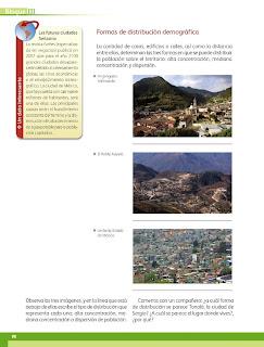 Apoyo Primaria Geografía 4to. Grado Bloque III Lección 1 Más Mexicanos, ¿Aquí o allá?
