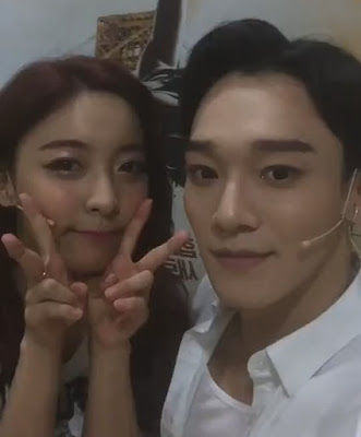 Chen dating Luna συμμετοχή σε ιστοσελίδα γνωριμιών