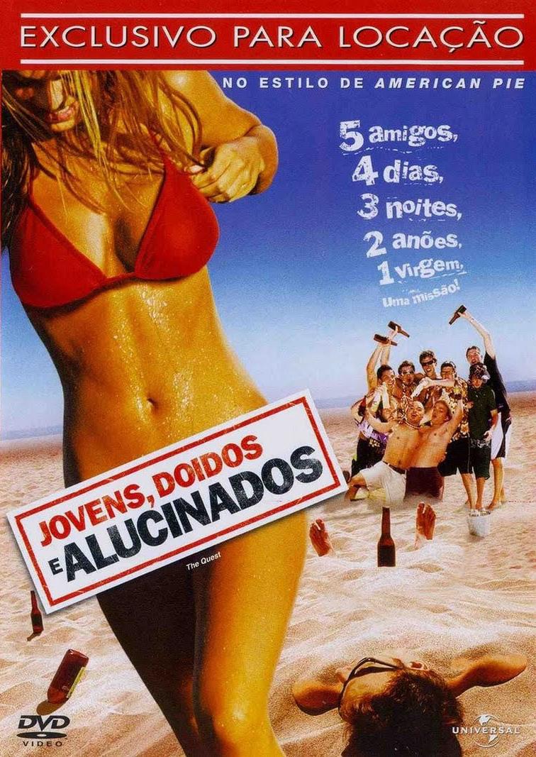 Poster do filme Jovens, Doidos e Alucinados