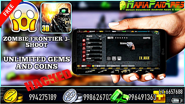 Zombie Frontier 3-Shoot Target Apk MafiaPaidApps