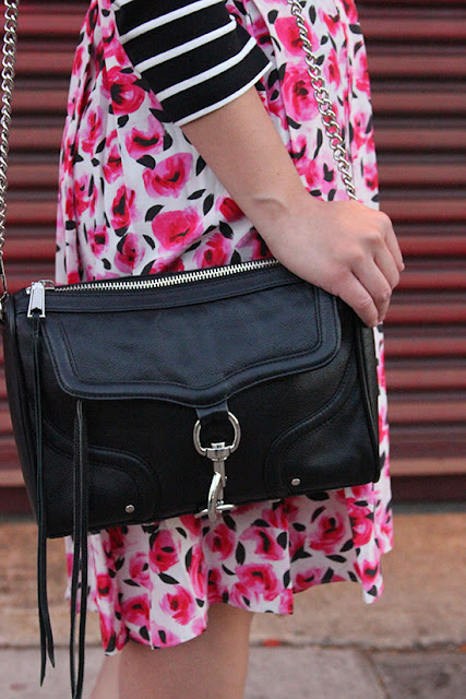 Will Bake for Shoes | Black Rebecca Minkoff Black Mini M.A.C. Crossbody Bag