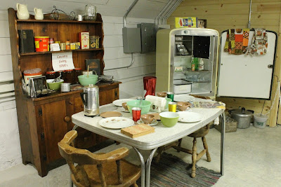 Agri-Tourism in Iowa - Showcasing Iowa's Agriculture Legacy at Tyden Farm No. 6 - Museum with collections from 1900's