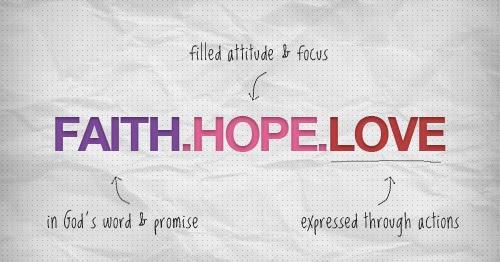 Cute House Wallpaper Faith Hope Amp Love Not So Random Events Knowthymoney