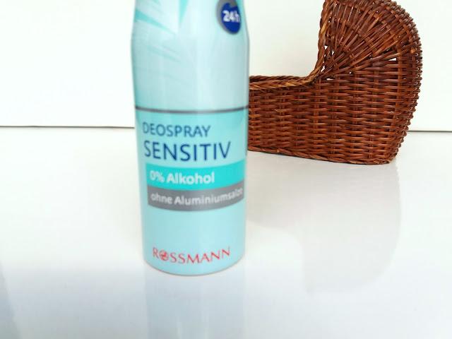 Isana Deodorant II Compressed Deospray