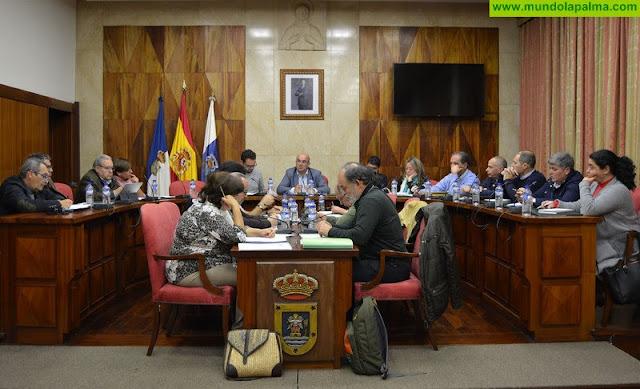 Mesa de la Energía La Palma
