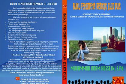 Buku Fenomena Remaja Jilid Dua Akhirnya Terbit