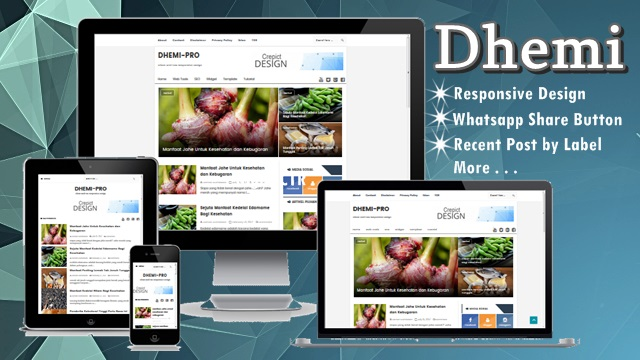 Dhemi Fast and Responsive 2017