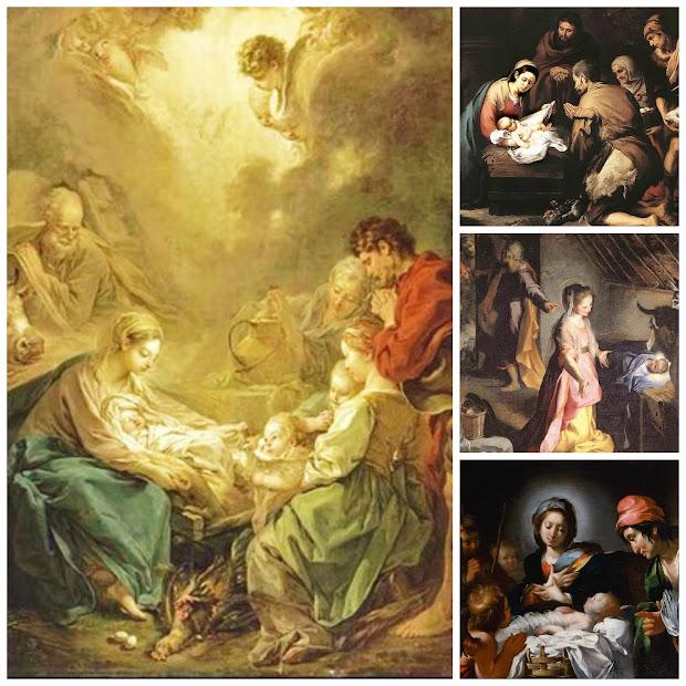 Nativity Eyes Of Masters