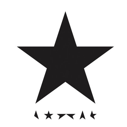 David Bowie - ☆ [Blackstar] (2016) review - It's Psychedelic Baby
