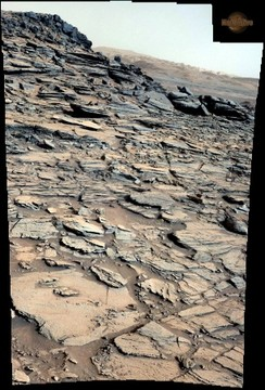 Sol 1003 Curiosity Left Mastcam (M-34) Pahrump Hills