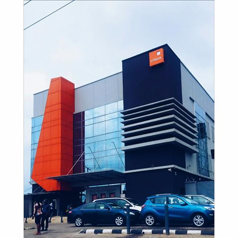 Who else has noticed Something about Gtbank buildings