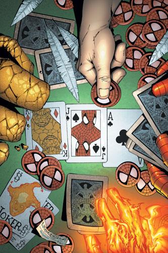 Superhero Gambling