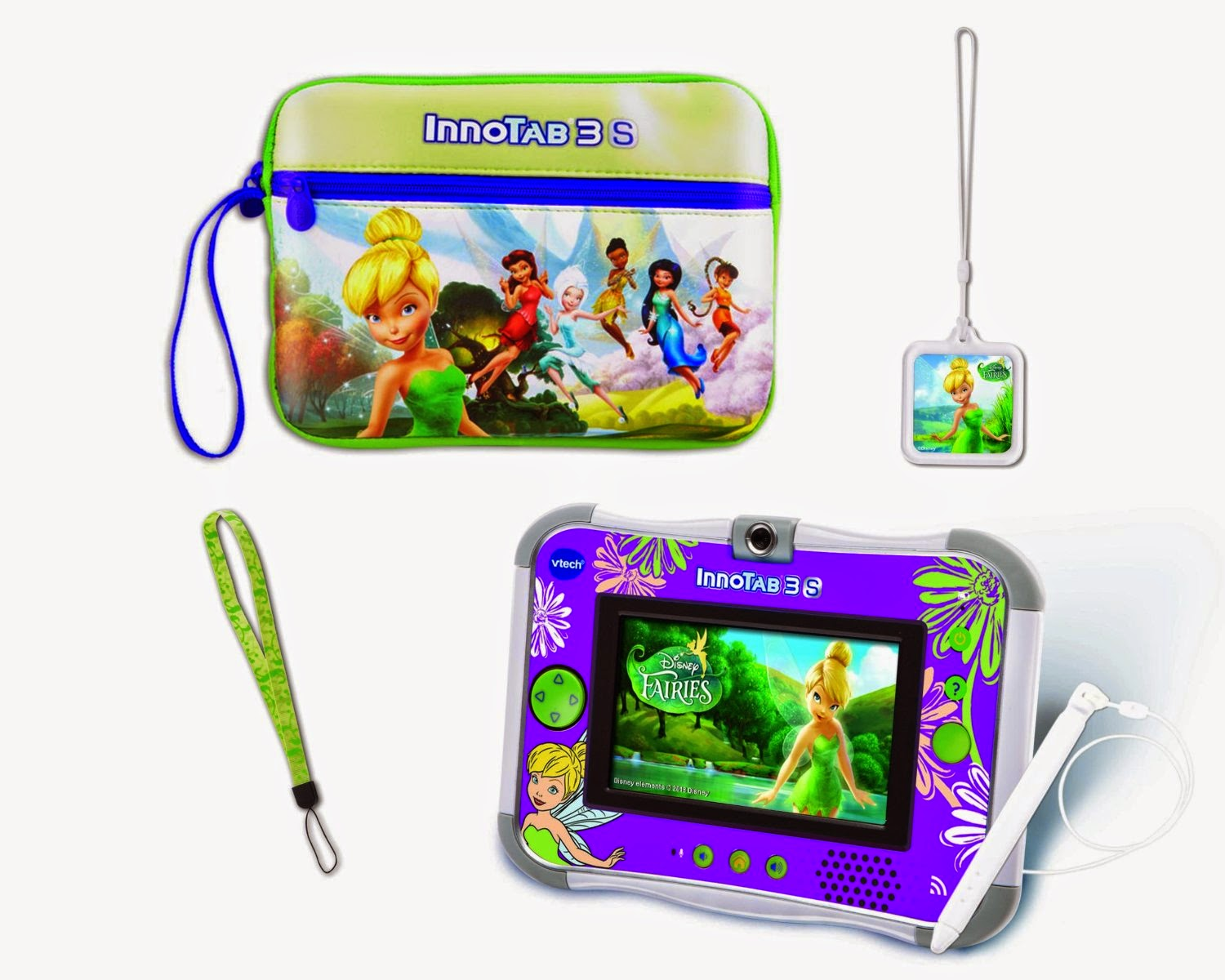 VTech InnoTab 3S Fairies Table...