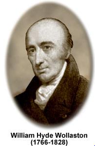 William Hyde Wollaston người phát hiện ra Rhodium